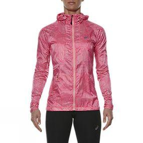 asics packable jacket womens Silver